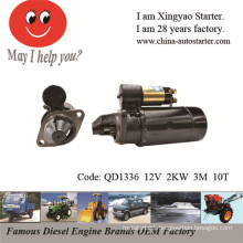 Agricultural Machinery Parts Changchai H14m1 Engine Starter
