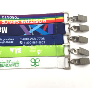 Low Price Heat Sublimation Polyester Lanyards