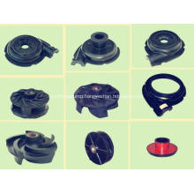 High Effiency Anti-Abbrasive Slurry Pump Spare Parts