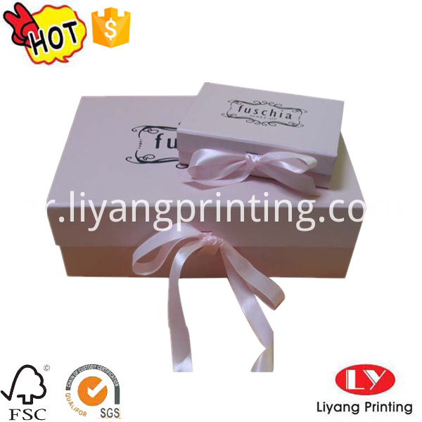 customized folding box