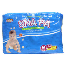 Disposable Sleepy Pampered Baby Diaper in China.
