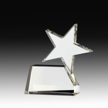 Hot Sale Star Crystal Awards And Trophies