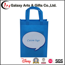 Advertising Campaign Custom Logo Printed Shopping Bags in Non-Woven