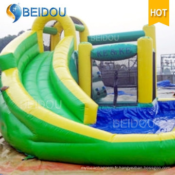 Factory Custom Outdoor Custom Cheap Giant gonflable pour adultes Water Slide