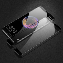 HD Black Tempered Glass voor Huawei Honor V10