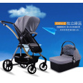 2016 New Baby Stroller/ Luxury 3 in 1 Baby Pushchair