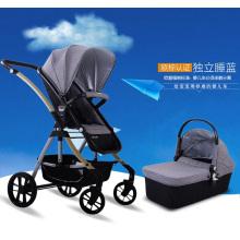 2016 Neuer Baby-Spaziergänger / Luxus 3 in 1 Baby-Pushchair