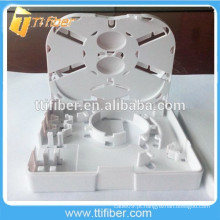 2Port FTTH Mini Fibra Óptica Caixa Terminal