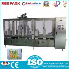Горизонтальная машина для наполнения и укупорки чашек (RZ-D)