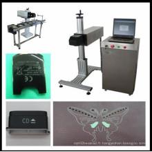 Imprimante laser pour l'imprimante laser de carte en plastique d'identification de sac / PVC
