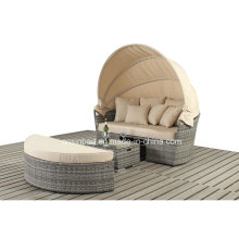 Rattan Lounge Big Daybed for Outdoor (415-1)