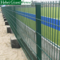 Hot Sell PVC Coated Double Wire Mesh Fence