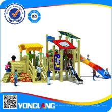 Diapositive en bois pour enfants