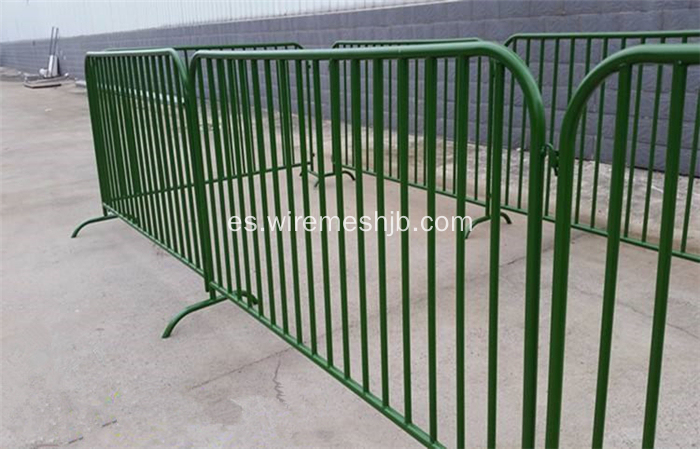 Powder Coated Temporary Wire Mesh Fence