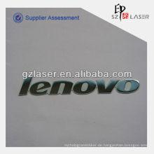 Kundenspezifisches ultradünnes Nickel-Etikett für elektronische Produkte