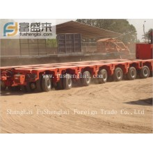 Heavy duty axles for trailers, Hydraulic trailer for sale, Modular transporter