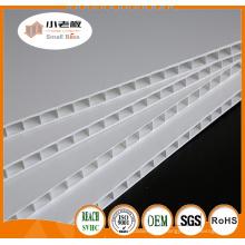 Painéis de parede do PVC / painel de parede decorativo do PVC
