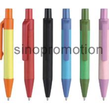2015 Novo Promocional Mini Eco Retrátil Pen de Papel (YM043)
