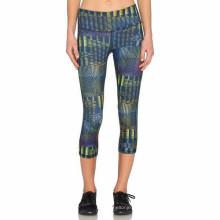 Pantalons de yoga imprimés sur mesure pour le sport, jambières pour femmes