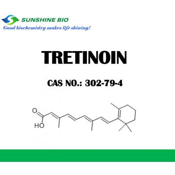 Renewable Design for for Supply Active Pharmaceutical Ingredient,Ziprasidone Hcl,Polymyxin Sulphate to Your Requirements Tretinoin CAS No. 302-79-4 export to Lithuania Wholesale