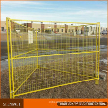 6 Feet X10feet Canada Standard Powder Coated Temporary Fence