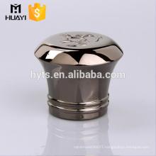 best selling zamac metal end cap