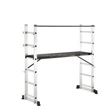 Hot Sale Aluminium Scaffolding Ladder For DIY Market