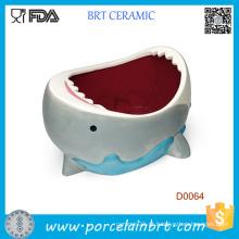 Atacado Tigela De Cerâmica Bonito Ataque De Tubarão