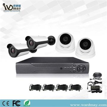CCTV الأمن 4chs 4.0MP HD DVR كيت