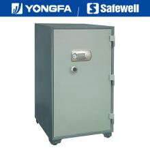 Caja de seguridad electrónica ignífuga Yongfa 127 cm Height Ale Panel con perilla