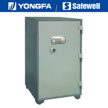 Yongfa 127cm Height Ale Panel Electronic Fireproof Safe with Knob