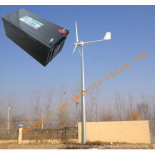 3kw Wind Power Generator System for Home or Farm Use Off-grid system GEL BATTERY 12V200AH