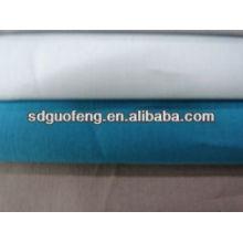 Tela tejida a mano de la popelina de algodón 40s * 40s 100