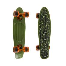 Plastic Fish Skateboard Complete Cruiser Penny Skate Board
