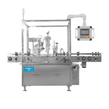 Dropper bottle sorting filling capping machine
