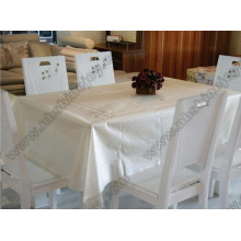 Pano de mesa jacquard de alta qualidade sofisticado