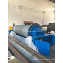 Máquina de entortar seccional de alta velocidade para tear a jato de água e tear a jato de ar