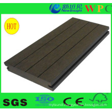 Hot Sales! ! ! Popular WPC Composite Decking with CE, SGS, Fsc etc.