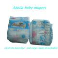 Mercado de Nigeria Nuevo pañal del bebé de la marca de fábrica