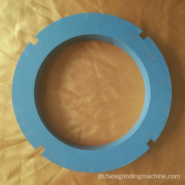 Dressing wheel ใน Double grinding machine