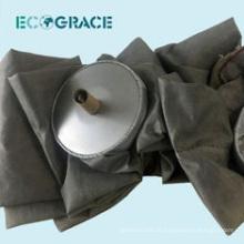Stetige Größe Fiberglas-Staubsammlung Filter Sleeve