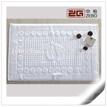 50 * 80cm La mejor venta limpia y suave toalla de piso de microfibra