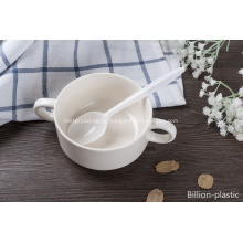 Disposable Food Grade PP Plastic Spoon