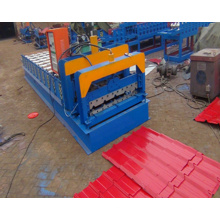 Dx 840 Glazed Roofing Tile Roll Forming Machinery
