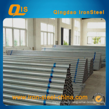 Prime Quality Round Carbon Steel HDG Pipe