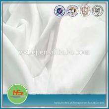 Tela branca da cama de hospital 50% tela do poliéster do algodão 50%