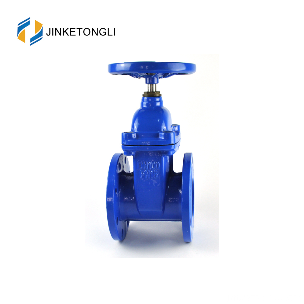 JKTLCG051 flanged stainless steel gate valve