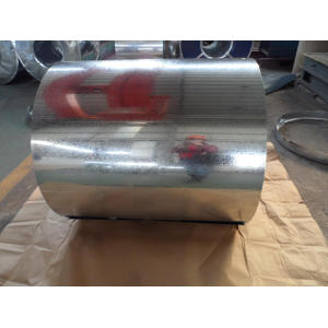 Galvanized Steel Coil with Regular Spangle