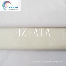 100% tela de franela de algodón 24X13 44X46 para ropa de bebé