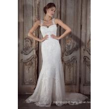 Conception de robe de mariée 2016
